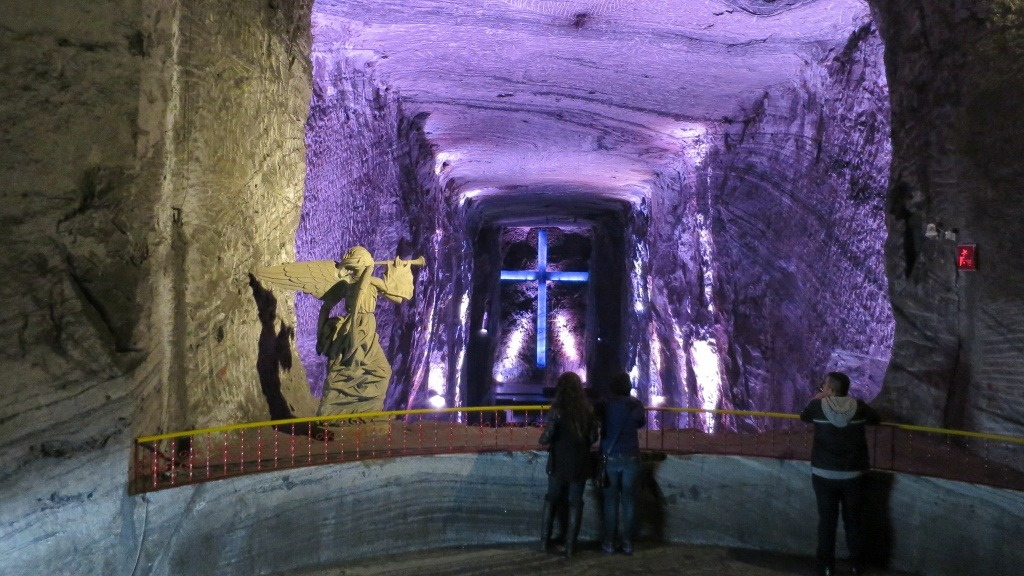 Salt Mine Cathedral Colombia