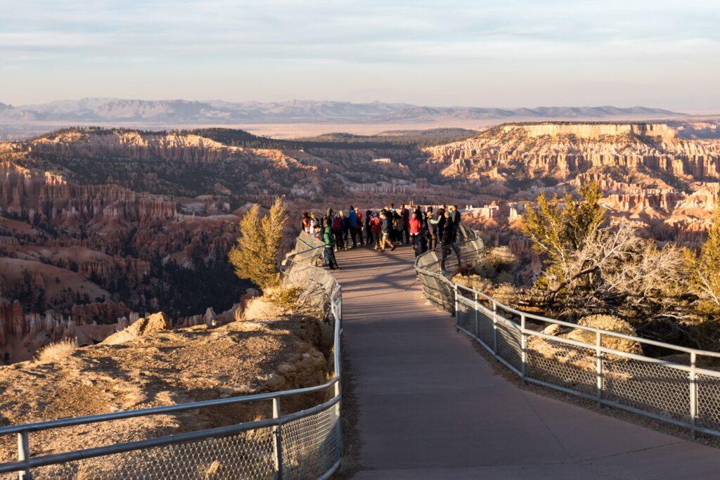 Bryce Canyon Utah Overlook