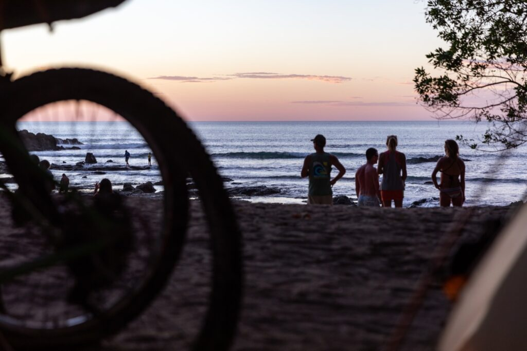 Cost Rica Bikepacking With Friends