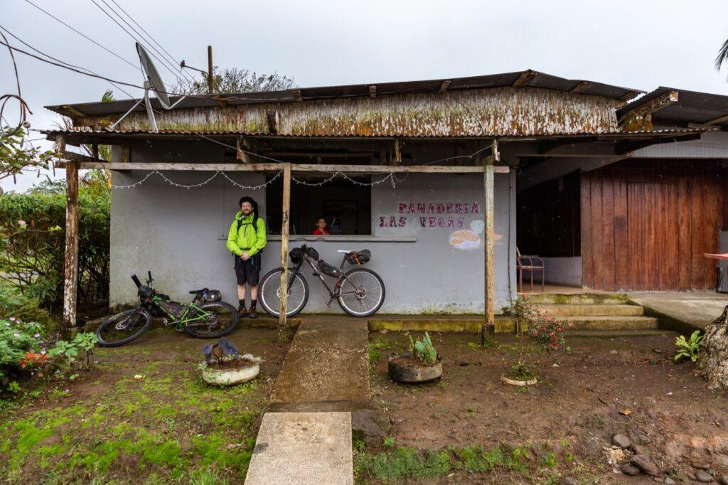 Costa Rica Bikepacking Village
