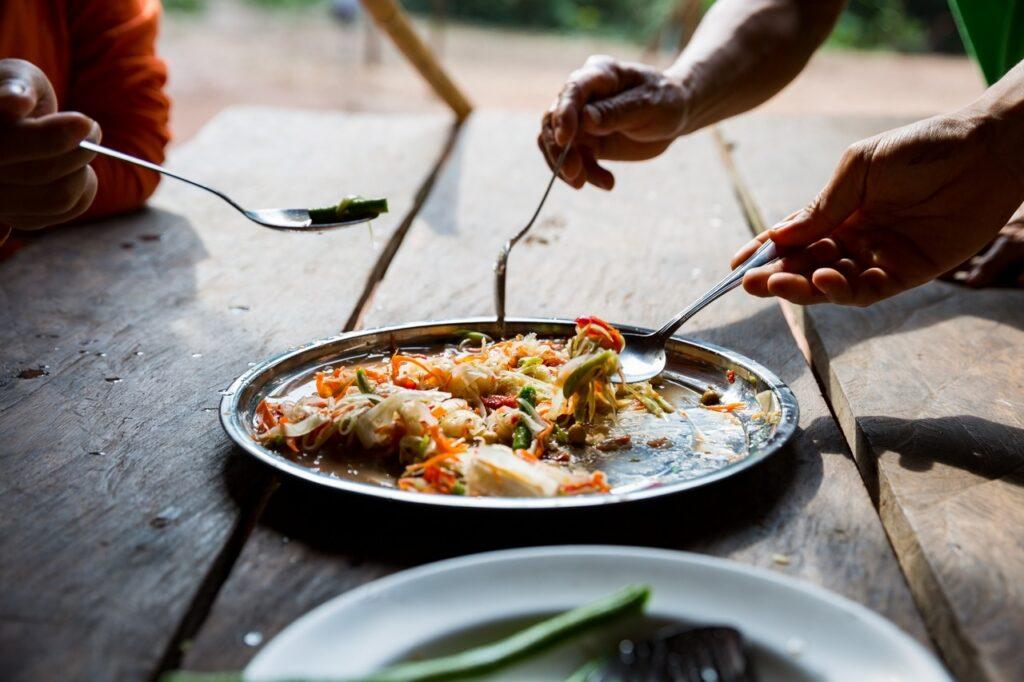 Laos Papaya Salad