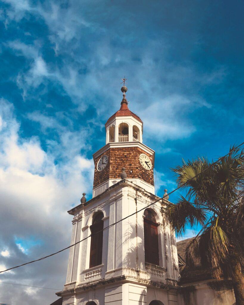 St. Croix in the U.S. Virgin Islands